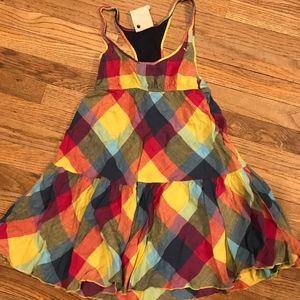 PINK Victoria's Secret colorful dress